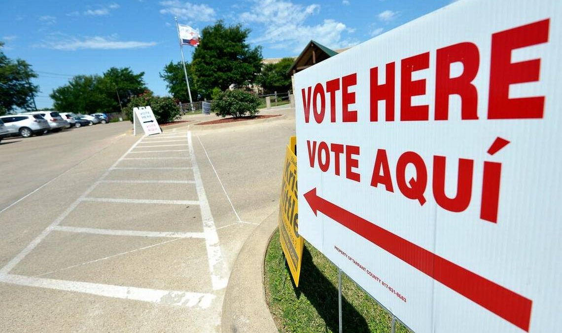 Editorial: Maybe feds need to supervise Texas elections