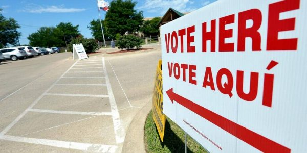 Judge Finds Texas Violated National Voter Registration Act