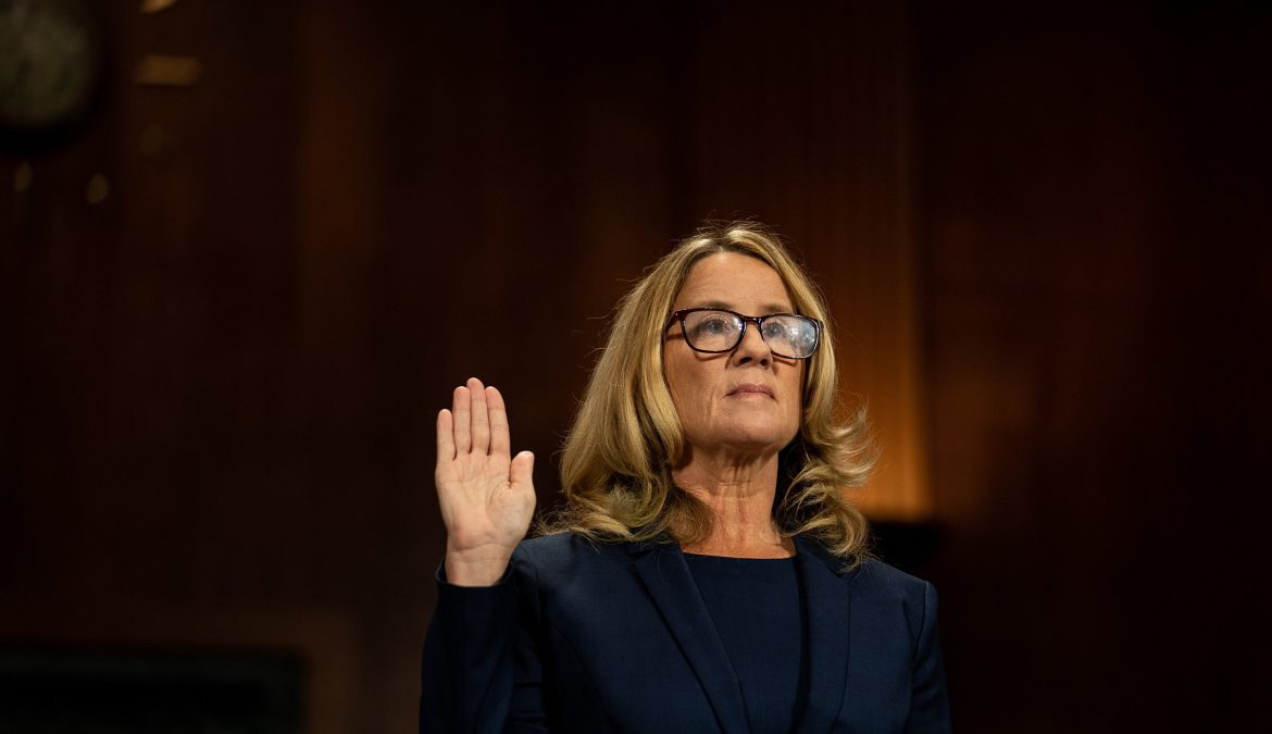 Supporting Dr. Blasey Ford must go further