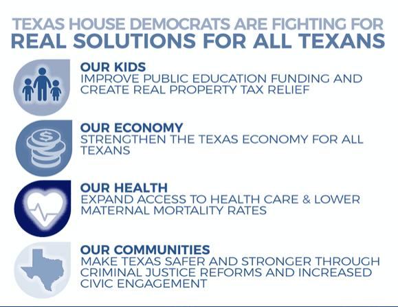 texas house democrats solutions
